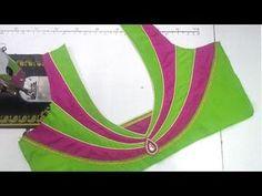 new model blouse design ( DIY) || latest blouse designs || fancy blouse - YouTube