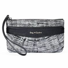 14798fe780b2e Shop Kohl's for your favorite designer handbags and accessories, including  this Juicy Couture JC 700 ruched wristlet.