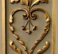 Heart detail in Paris