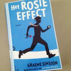 #boekperweek 59/53. Het Rosie effect van Graeme Simsion.