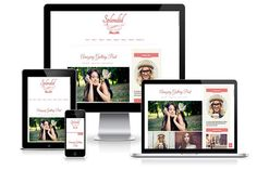 Check out Splendid Responsive Blogger Template by bthemez on Creative Market