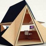 Modular Backyard Office-- maybe for my birthday? @Ken Sumka