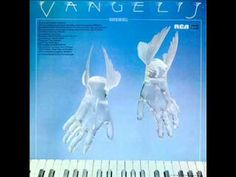 vangelis - heaven and hell part 2 1975 Vinyl Cover, Cover Art, Storm Thorgerson, New Age Music, Music Album Covers, Heaven And Hell, Film, Youtube, Movie Posters