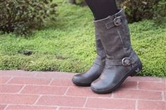 Alegria Cami Stone Wall Boots - now on Closeout! | Alegria Shoe Shop #AlegriaShoes #AlegriaBoots #boots #sale #closeouts