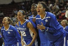 Congrats to the Lady 'Cats for winning the SEC for the first time in 30 years!  Way to go!!