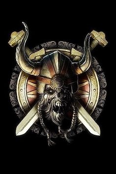 Viking Shield.