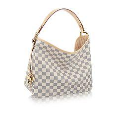 Delightful PM - Damier Azur Canvas - Handbags | LOUIS VUITTON