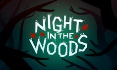 """Night In The Woods"" Coming February 1st http://htl.li/maQu30958kW"