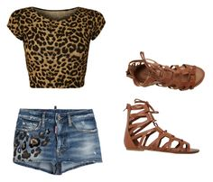 Untitled #73 by breonaj on Polyvore featuring polyvore fashion style CO Dsquared2 O'Neill clothing