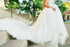 Whimsical ball gown