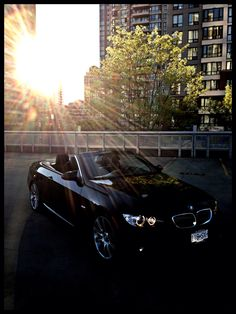 #BMW 335i #convertible #topdown