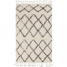 Mistana Anthonyville Geometric Handmade Shag Wool Beige/Camel Area Rug Rug Size: Rectangle x Pantone, Shabby, Thing 1, Cross Patterns, Contemporary Area Rugs, Contemporary Style, Interior Exterior, Interior Design, Diy Interior