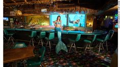 In 2003, GQ Magazine named the Sip 'n Dip Lounge as the top bar on earth worth flying for.  still need to see the sip n dip sometime, but I want to see several of these bars!