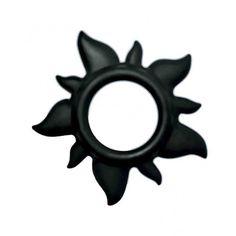 HOT FANTASY Sunrise - Penisring schwarz 1er Pack