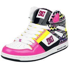 Rebound High SE #DC #zapatillas #Zapatos #Botas #Multicolores #shoes EMP Online España • Tienda Rock, Heavy Metal, Gótica y Alternativa > Catálogo Online emp.me/6mn