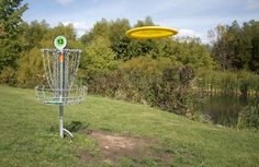 Frisbee-Golf - Ab in den Park!http://mama-im-job.de/familie/karriere/frisbee-golf