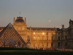 Le musée du Louvre, parmi les collections muséales les plus importantes au monde.