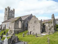 Fethard Ireland's hidden jewel. Medieval ruins dot the landscape. #Travel #photography  #History of Fethard  http://http://bit.ly/2oVEi3Y