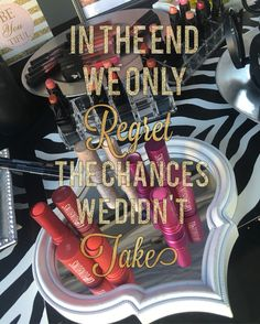 Younique makeup inspirational quote   imyourmascaragirl.com