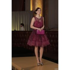 Gossip Girl Season 6 Episode 3 ❤ liked on Polyvore featuring gossip girl, blair waldorf, people, leighton meester and outfits