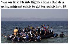 Osvaldo Aires Bade - EducaOK: 9 mil refugiados árabes foram aceitos. Você sabia ...