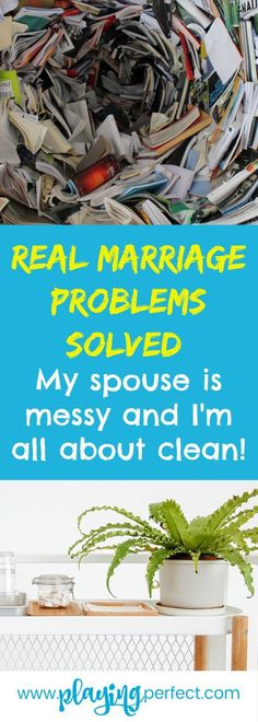 Marriage problems with cleaning are real! If you happen to love a clean home but have a spouse who is okay with a messy home, here's some marriage advice for how to handle this stressful marriage issue! Marriage tips and cleaning tips! Marriage Issues, Marriage Advice Quotes, Marriage Goals, Save My Marriage, Saving A Marriage, Marriage Problems, Marriage Life, Happy Marriage, Love And Marriage