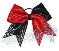 superior-rhinestone-surge-cheer-bow-red-black-mystic-diva-crystal-clear-rhinestone