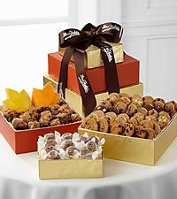 Mrs. Fields® Fall Favorites Tower