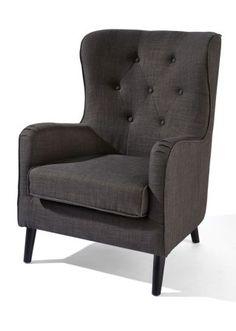 Guarda qui:Poltrona moderna con schienale alto per una seduta confortevole. Si abbina a quasi tutti i tipi di arredamento. Con istruzioni per il montaggio.