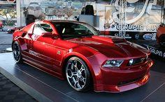 Galpin SPX Mustang | pinterest.com/pin/199354720978985855/ | Steve Ferrante | Flickr