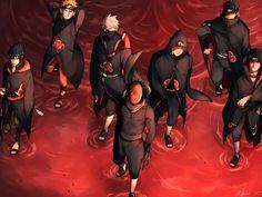 Das wäre ein Traum Akatsuki Team ❤❤
