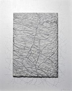 Pelle di marmo_2002 by Penone in galeriealicepauli