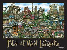 Pubs of West Lafayette