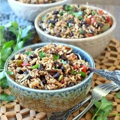 Acadian Black Beans and Rice is an updated version of the red beans and rice classic.  Made with a variety of spices popular in Cajun communities of Louisiana.