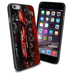 Hockey NHL C of RED is back, Calgary Flames, Cool iPhone 6 Smartphone Case Cover Collector iphone TPU Rubber Case Black 9nayCover http://www.amazon.com/dp/B00UQOJ7MW/ref=cm_sw_r_pi_dp_v6nsvb1F0444X