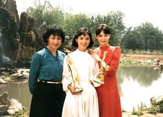 Gong Xue, Pan Hong and Si qin gao wa