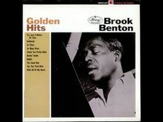 Brook Benton - Golden Hits - So Many Ways - Brook Benton/Mercury 1961