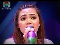 Rina Nose 'ZAPIN MELAYU' D'Terong Show Indosiar