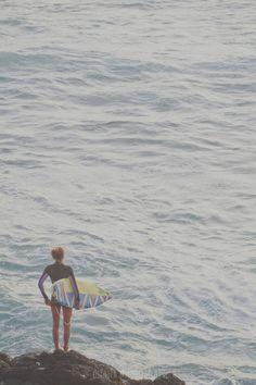 Hawaii // Maui // surfer girl // Surf Hawaii #hawaii #surfer