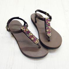 Fiora Accent Sandal | Sseko Designs