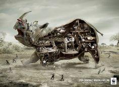 Resultado de imagen para wwf elephant ad