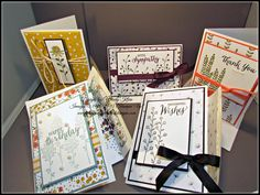 A Sale-A-Bration of Flowering Fields! by kleinsong - Cards and Paper Crafts at Splitcoaststampers