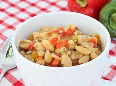 1-Hour White Bean Chili