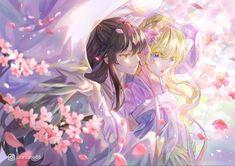 Who Made Me A Princess Wallpaper - Zerochan Anime Image Board Anime Couples Manga, Anime Manga, Beautiful Anime Girl, Anime Love, Manhwa, Fanart, Kaichou Wa Maid Sama, Cute Pokemon, My Princess
