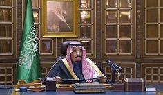 Hindi Gaurav सउदी अरब के नए मंत्रिमंडल की पहली बैठक