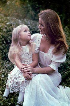 Priscilla Presley & Lisa Marie