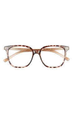 Grab a book and snuggle up with these reading glasses in a classically chic silhouette. Style Name:Kate Spade New York Rosalie Reading Glasses. Style Number: Available in stores. Glasses For Round Faces, Fake Glasses, New Glasses, Glasses Style, Best Eyeglass Frames, Kate Spade Eyeglass Frames, Womens Glasses Frames, Eyeglasses Frames For Women, Womens Prescription Glasses