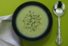 Cool Cucumber Dill Soup - http://holisticsquid.com/cool-cucumber-dill-soup/