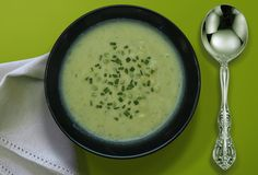 Cucumber Dill Soup