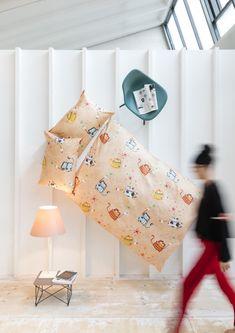 Gattino Erstklassige Baumwolle-Renforcé Qualität und ein herausragendes Dessin in pflegeleichter Ausführung. Toddler Bed, Furniture, Home Decor, Textiles, Bedroom, Cotton, Child Bed, Decoration Home, Room Decor
